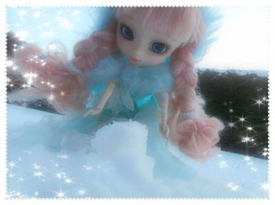 ✼La princesse des neiges ✼