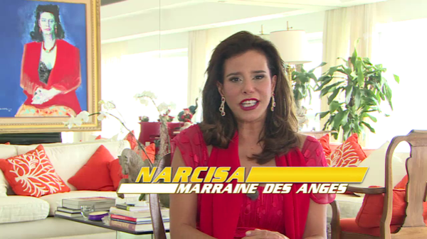 Les anges 7 : Découvrez Narcisa, la nouvelle marraine des anges