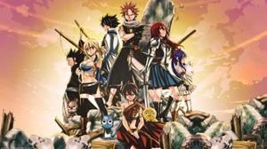 Critique manga : Fairy Tail