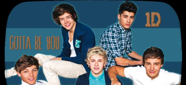It's gotta be yoooooooooooooooooooooooouuuuu ~ One Direction