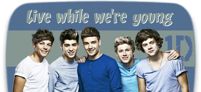 We'll keep doing what we do, just pretending that we're cool ~ One Direction