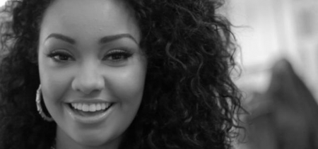 Leigh-Anne Pinnock - Black and White