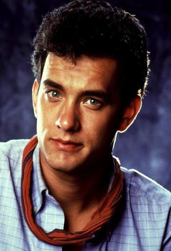 ➽ TOM HANKS