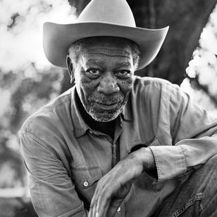 ➽ MORGAN FREEMAN