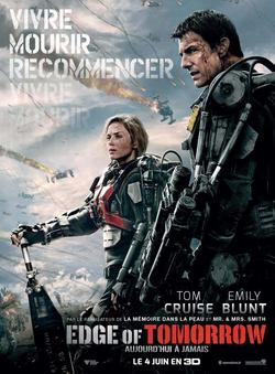 ➽ EDGE OF TOMORROW | ★★★★★ |