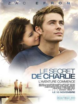 ➽ LE SECRET DE CHARLIE | ★★★★★ |