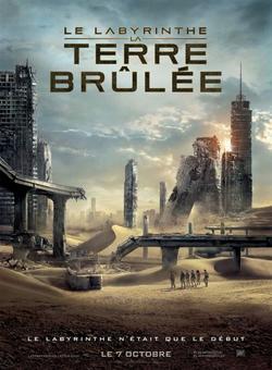 ➽ LE LABYRINTHE, LA TERRE BRULEE | ★★★★★ |