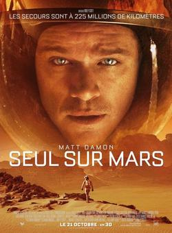 ➽ SEUL SUR MARS | ★★★★★ |