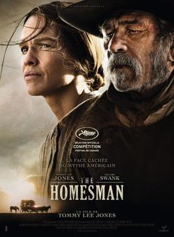 ➽ THE HOMESMAN | ★★★★★ |
