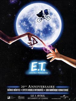 ➽ E.T. L'EXTRA-TERRESTRE | ★★★★★ |