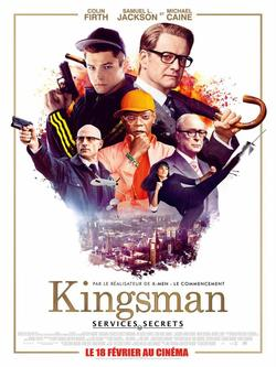 ➽ KINGSMAN : SERVICES SECRETS | ★★★★★ |