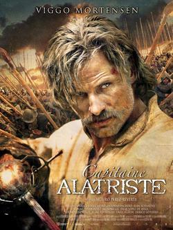 ➽ CAPITAINE ALATRISTE | ★★★★★ |