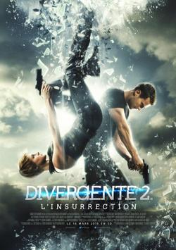 ➽ DIVERGENTE 2, L'INSURRECTION | ★★★★★ |