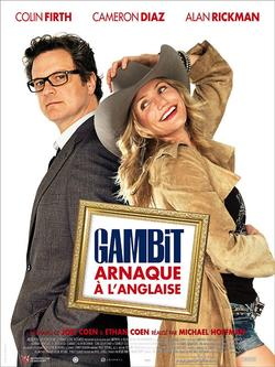 ➽ GAMBIT : ARNAQUE A L'ANGLAISE | ★★★★★ |