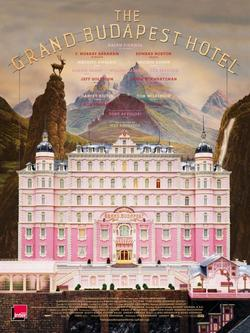 ➽ THE GRAND BUDAPEST HOTEL | ★★★★★ |