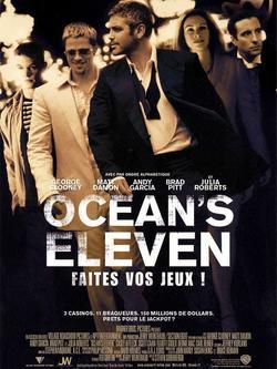 ➽ OCEAN'S ELEVEN | ★★★★★ |