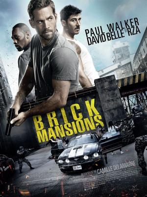 ➽ BRICK MANSIONS | ★★★★★ |