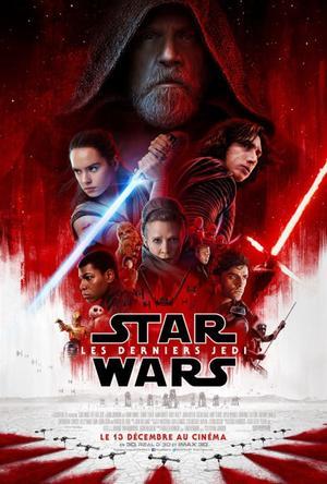 ➽ STAR WARS VIII : LES DERNIERS JEDI | ★★★★★ |