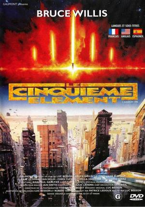 ➽ LE CINQUIEME ELEMENT | ★★★★★ |