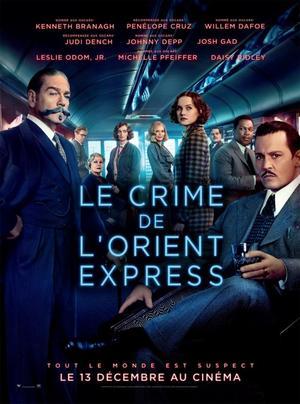 ➽ LE CRIME DE L'ORIENT EXPRESS | ★★★★★ |
