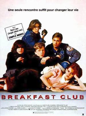 ➽ THE BREAKFAST CLUB | ★★★★★ |