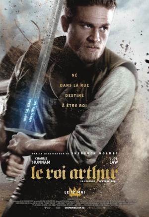 ➽ LE ROI ARTHUR, LA LEGENDE D'EXCALIBUR | ★★★★★ |