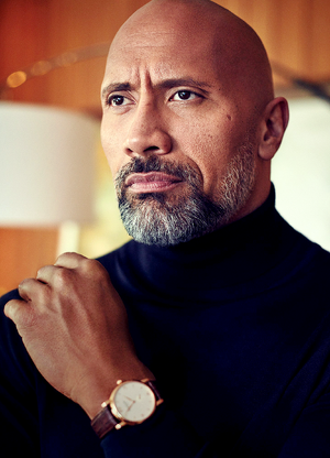 ➽ DWAYNE JOHNSON