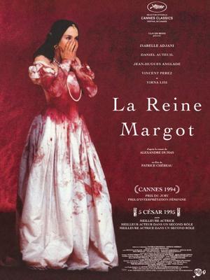 ➽ LA REINE MARGOT | ★★★★★ |