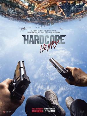 ➽ HARDCORE HENRY | ★★★★★ |