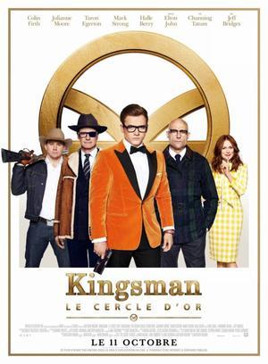 ➽ KINGSMAN 2, LE CERCLE D'OR   ★★★★★  