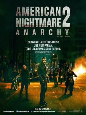 "A voir : ""American Nightmare 2 : Anarchy"" James DeMonaco"