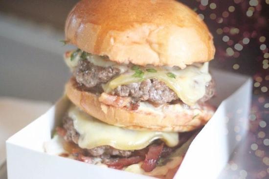 "Food truck la junk food ""gastronomique"""