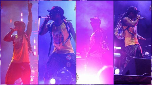 ๑ Pictures: Lil Wayne performs at 2011 Bonnaroo Music and Arts Festival.