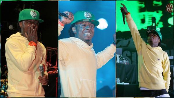 ๑ Pics & Videos: Lil' Wayne performs at Hot 97's Summer Jam 2011