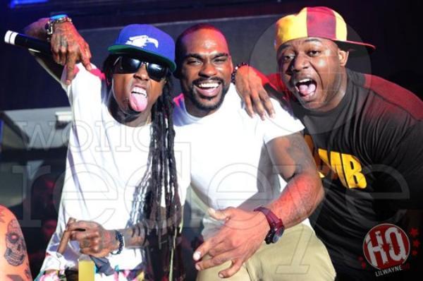 ๑ Info, Pics & Videos: Dernières info' sur  Lil Wayne et son entourage.