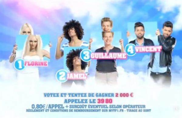 Nominations semaine n°7