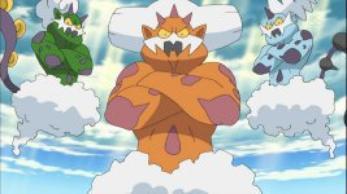 Les 3 dieu pokémon