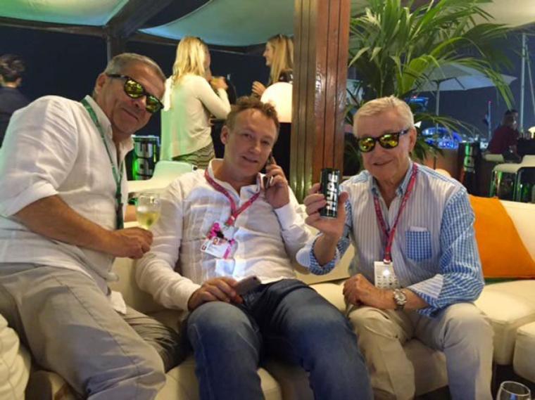 Lettre ouverte à Michael Schumacher