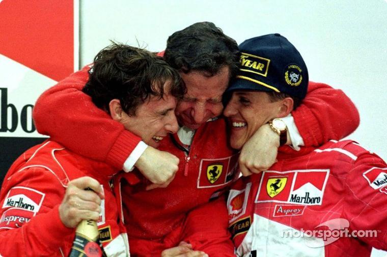 Souvenir Monza Grand prix d'Italie  1998