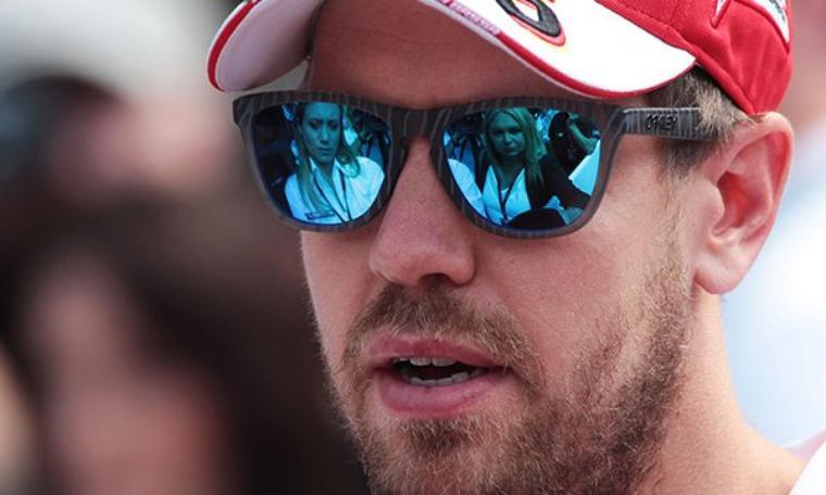 """Vettel : """"Ça a bien commencé mais ça s'est mal fini"""""""