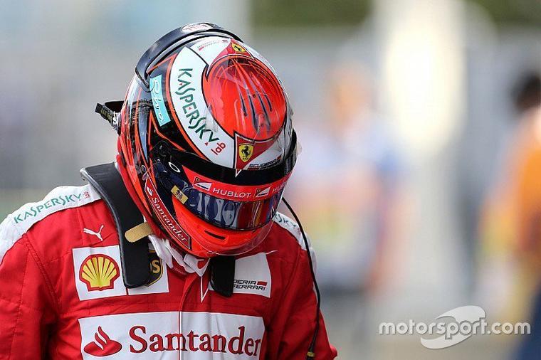 """Marchionne - """"Räikkönen doit montrer qu'il mérite de rester chez Ferrari"""""""