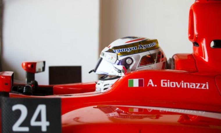 Giovinazzi confirmé chez Ferrari