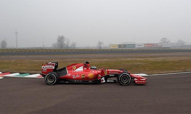 Giovinazzi a effectué ses débuts au volant d'une F1