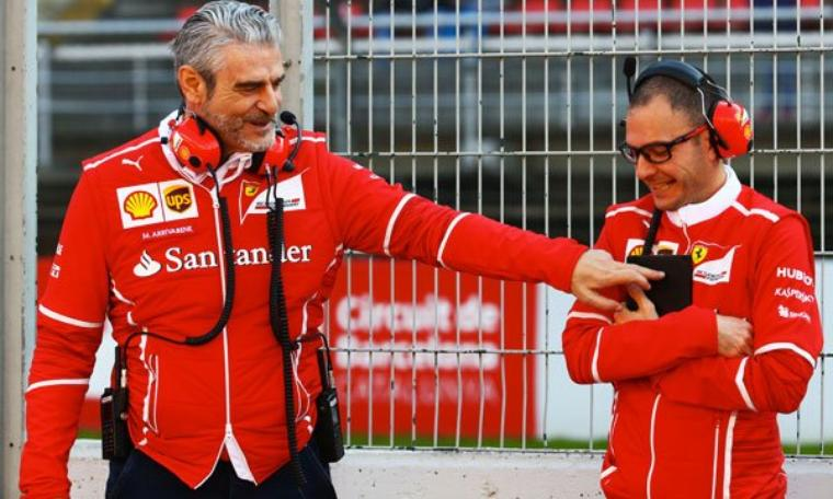 Consignes de silence chez Ferrari