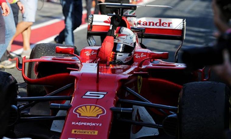 Alonso réagit à la victoire de Ferrari