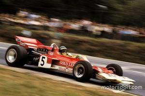 Les  meilleures saisons de F1 selon Pirelli (A suivre)