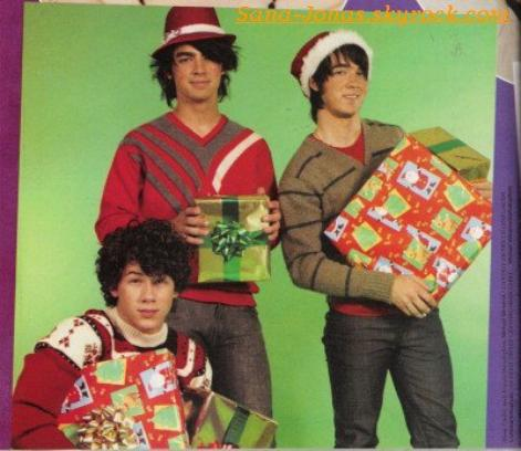 Sana-Jonas vous souhaite un Joyeux Noël !