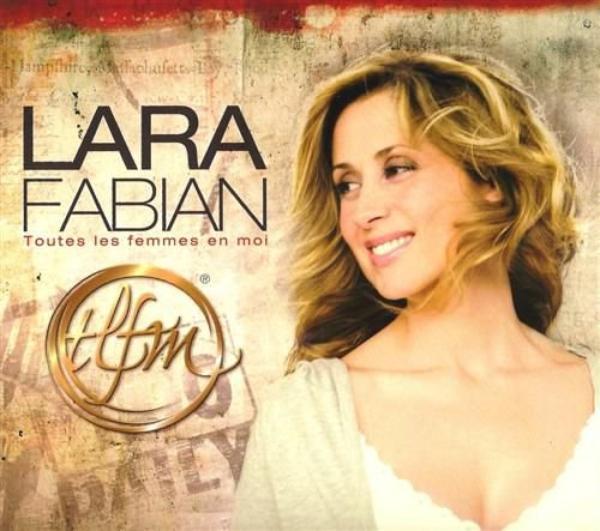 LARA  FABIAN  SORT  SON  ALBUM  TOUTES  LES  FEMMES  EN  MOI  EN  MAI  2009