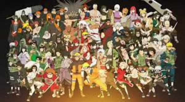 personnages communaut233 of naruto shippuden