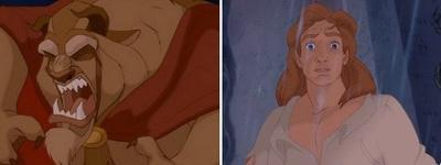 36. La belle et la bête (21/10/1992) en cours